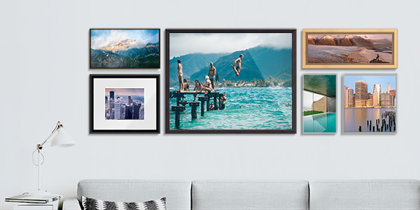 high-quality picture frames