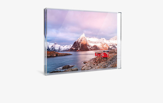 Promo Images | Print with Acrylic Box Frame | hover