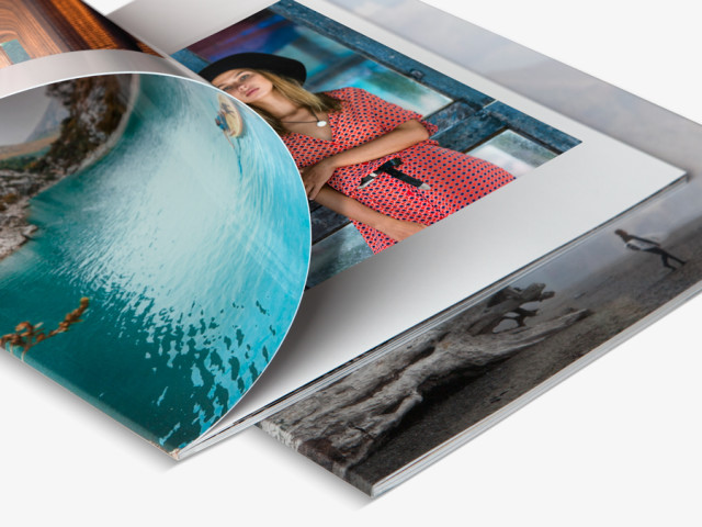 Create Photo Book with Softcover