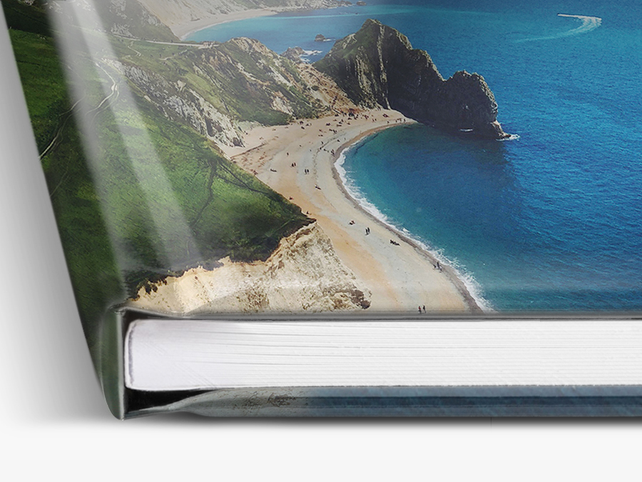 Photobook Hardcover | Navigation View