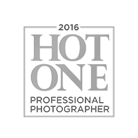 Hot One Professional Photographer Award Acryl
