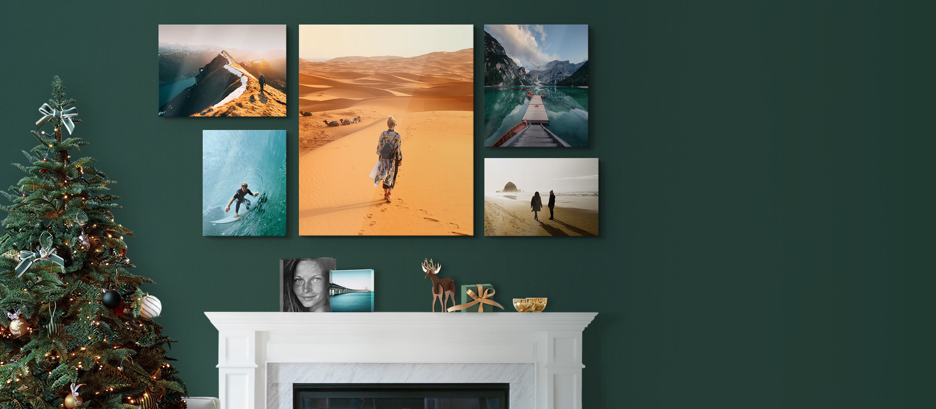 Hochwertige Fotoprodukte Gestalten Whitewall