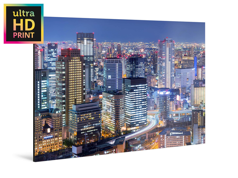 ultraHD Photo Print On Aluminum Dibond | Product