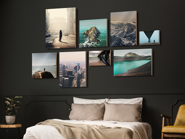 Create Formats For Your Wood-Mounted Photograph