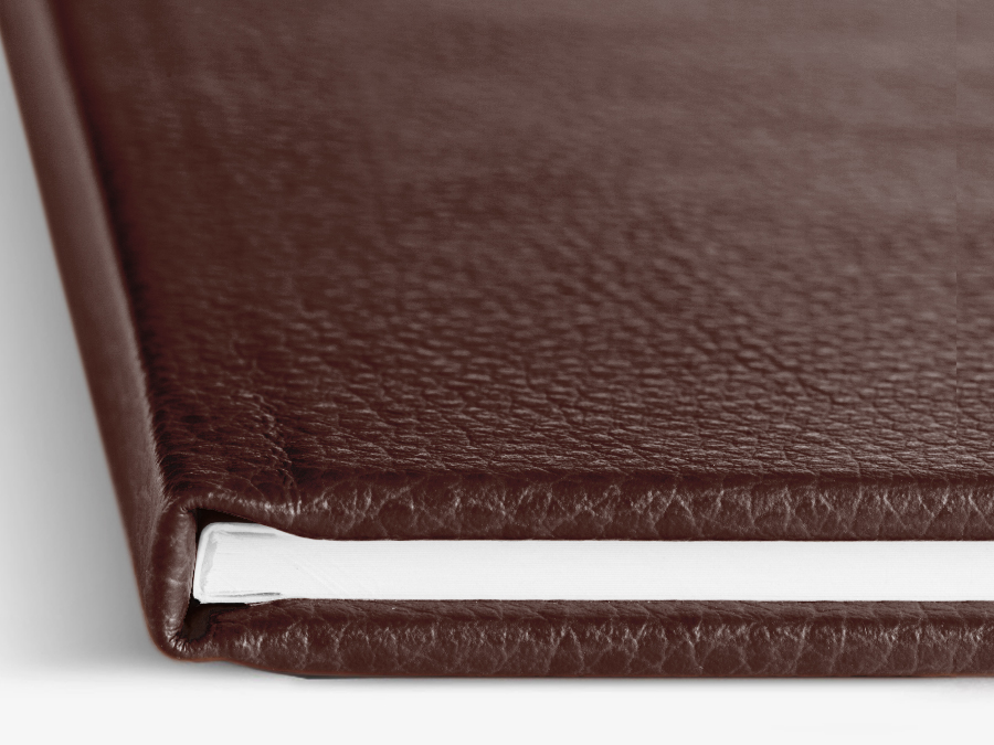 Photobook Leathercover | Nav