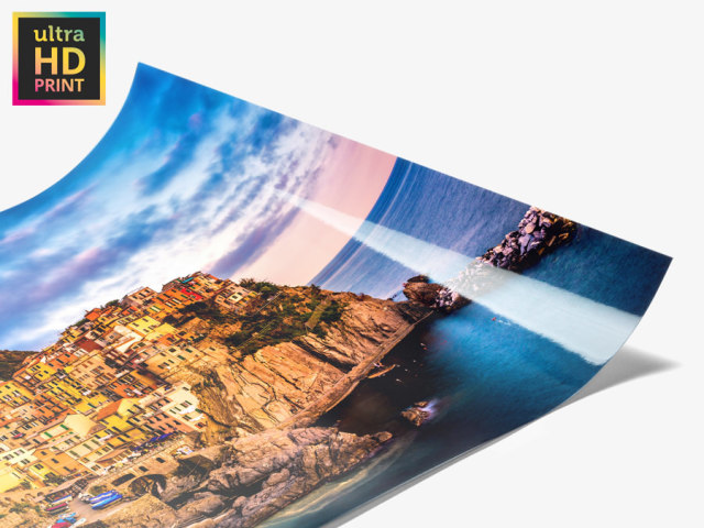 ultraHD Photo Print
