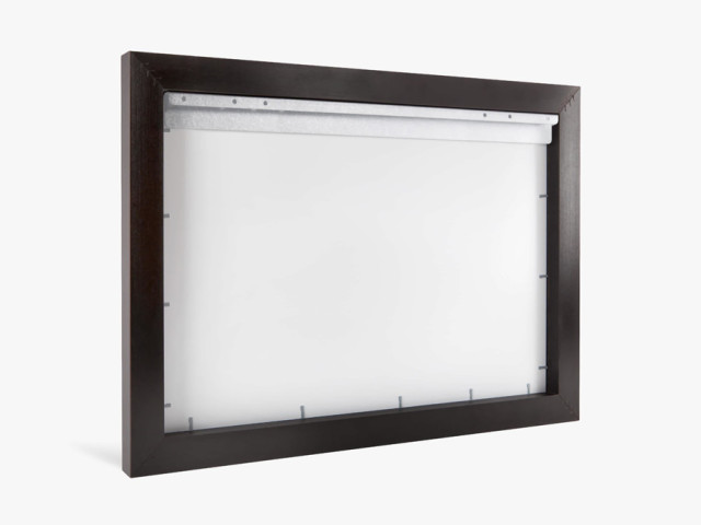 Gallery Frame with Practical & Secure Wall-Mounting