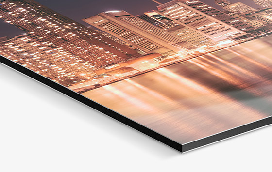 Promo Images | Direct Print On Aluminum Dibond | first