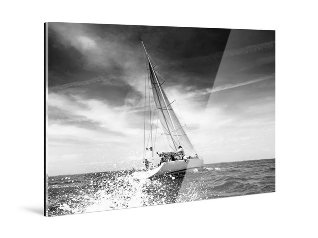 Photo Print under Acrylic Glass - Ilford B/W