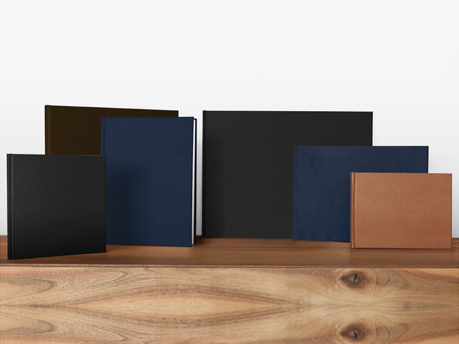 Photobook Leathercover | Formats