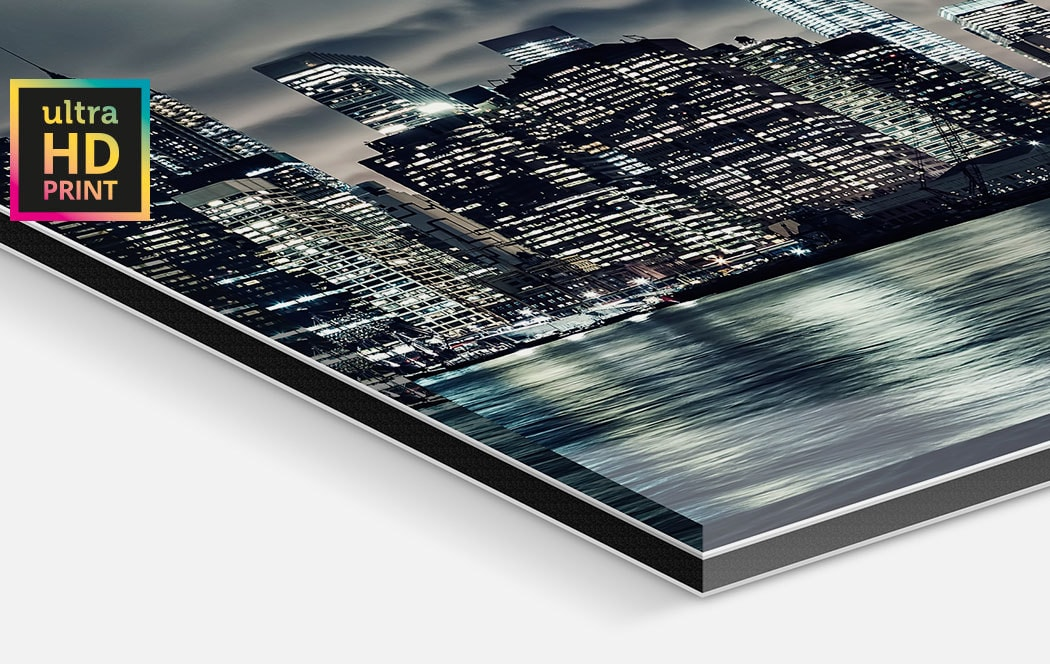 Promo Images | Acrylic ultraHD Metallic Print | first