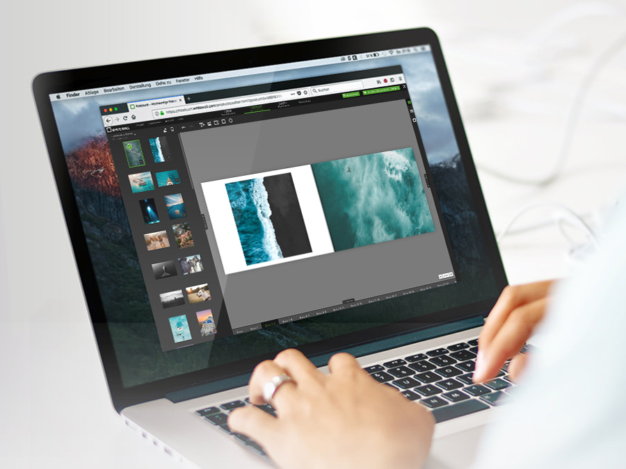 fotobuch-online gestalten