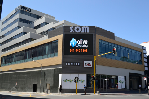 Our Cape Town office