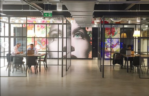Head office - London