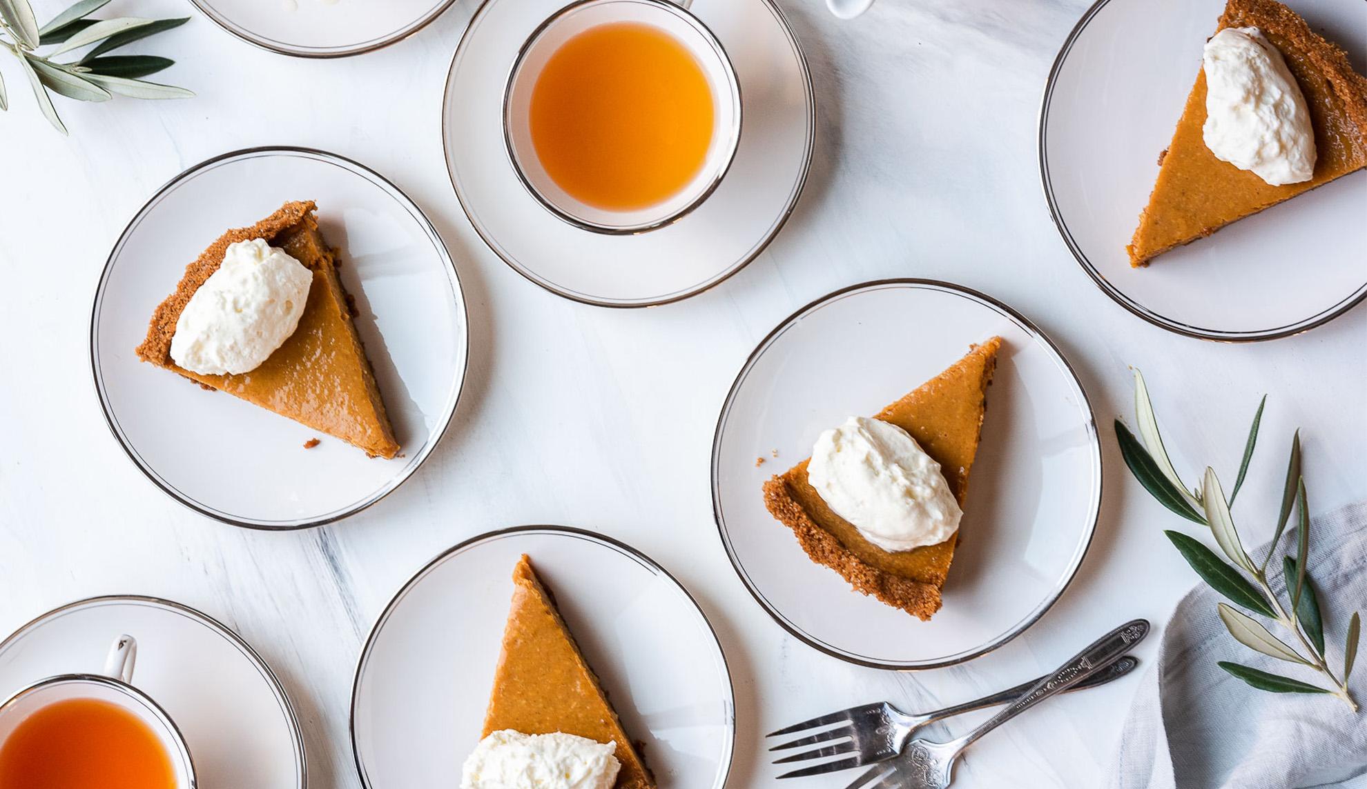 Liren Baker Cassava Pumpkin Pie Recipe Kitchen Confidante