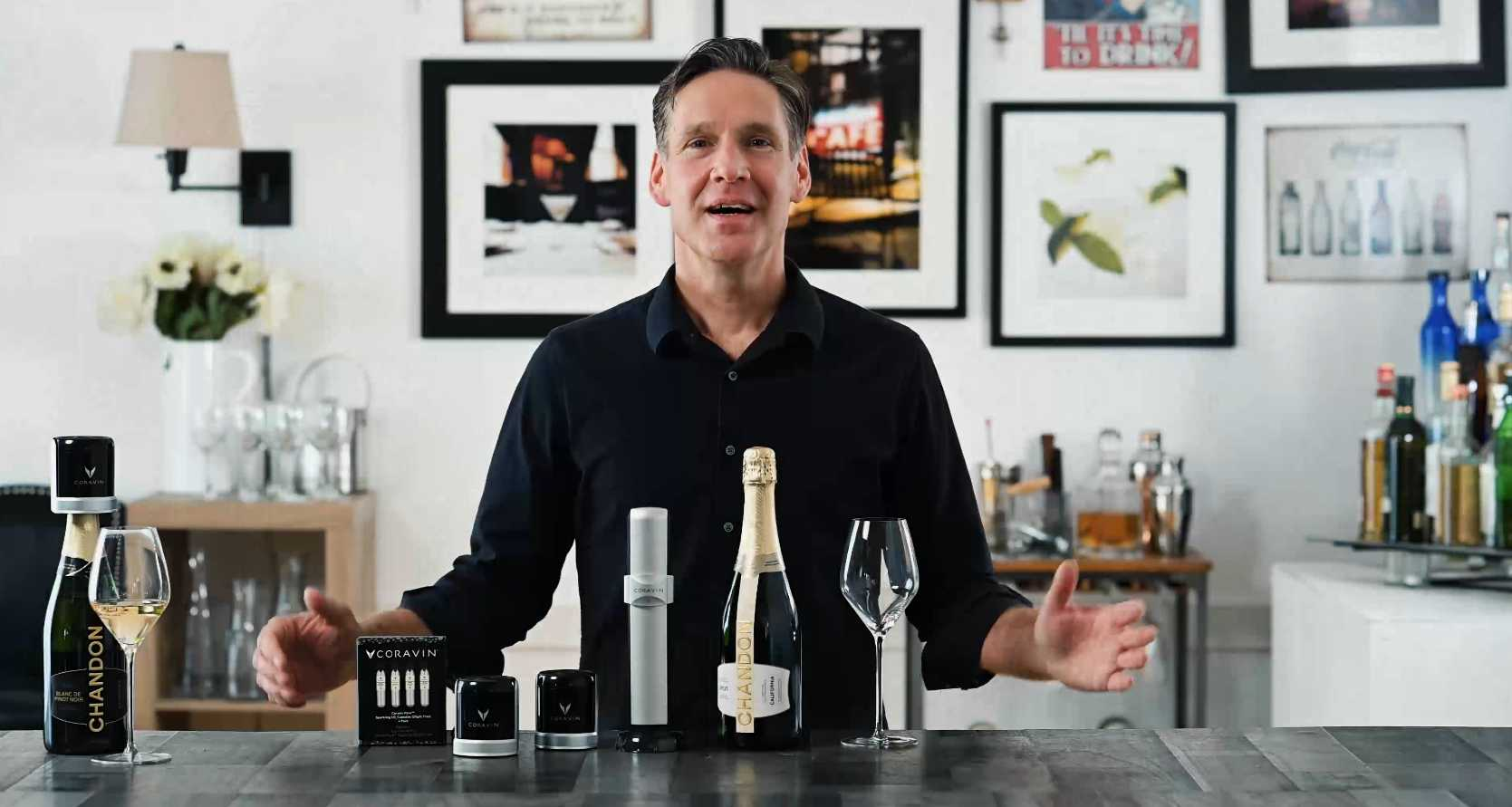 VID Greg How to Use Sparkling