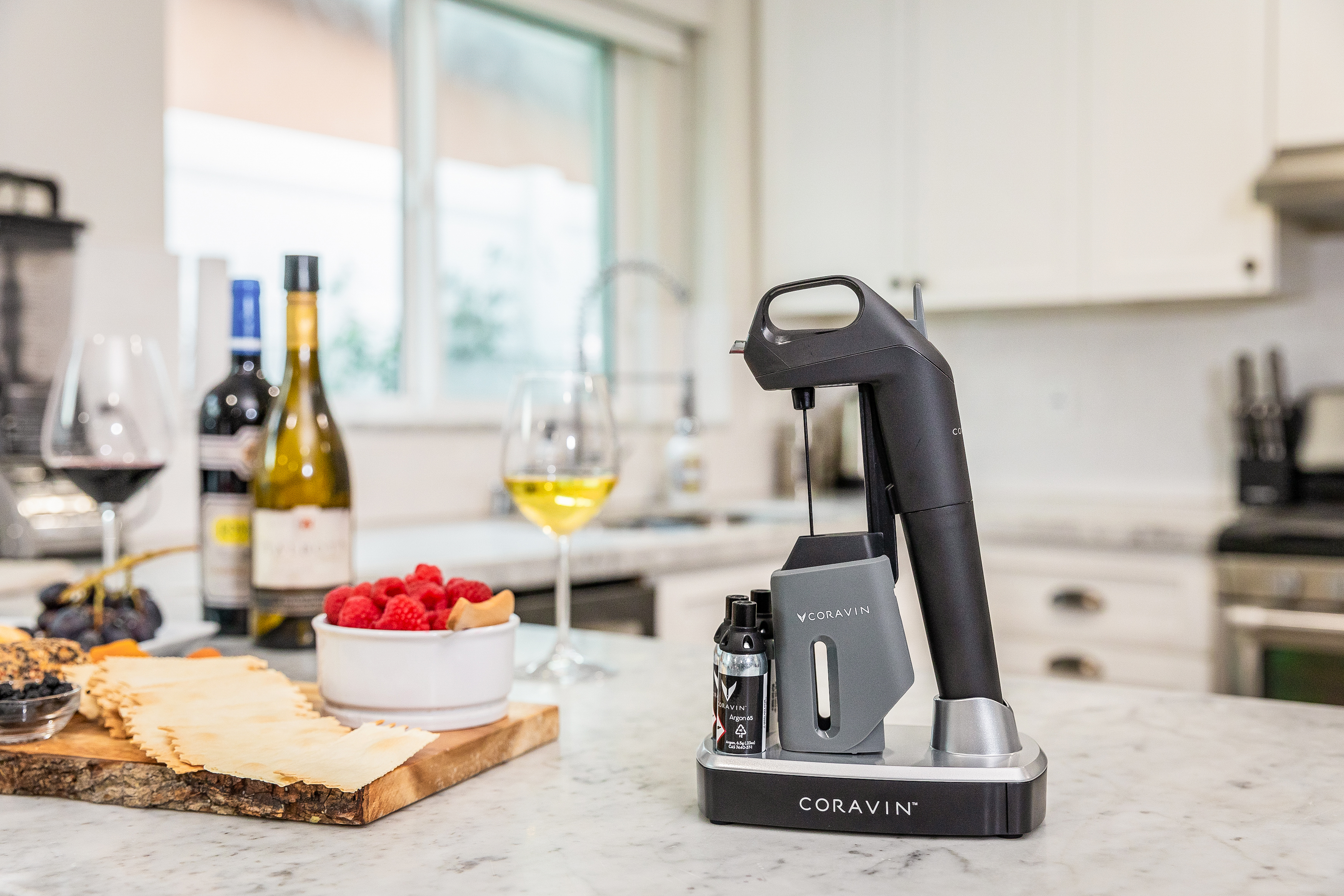 coravin on pedestal for beginners guide