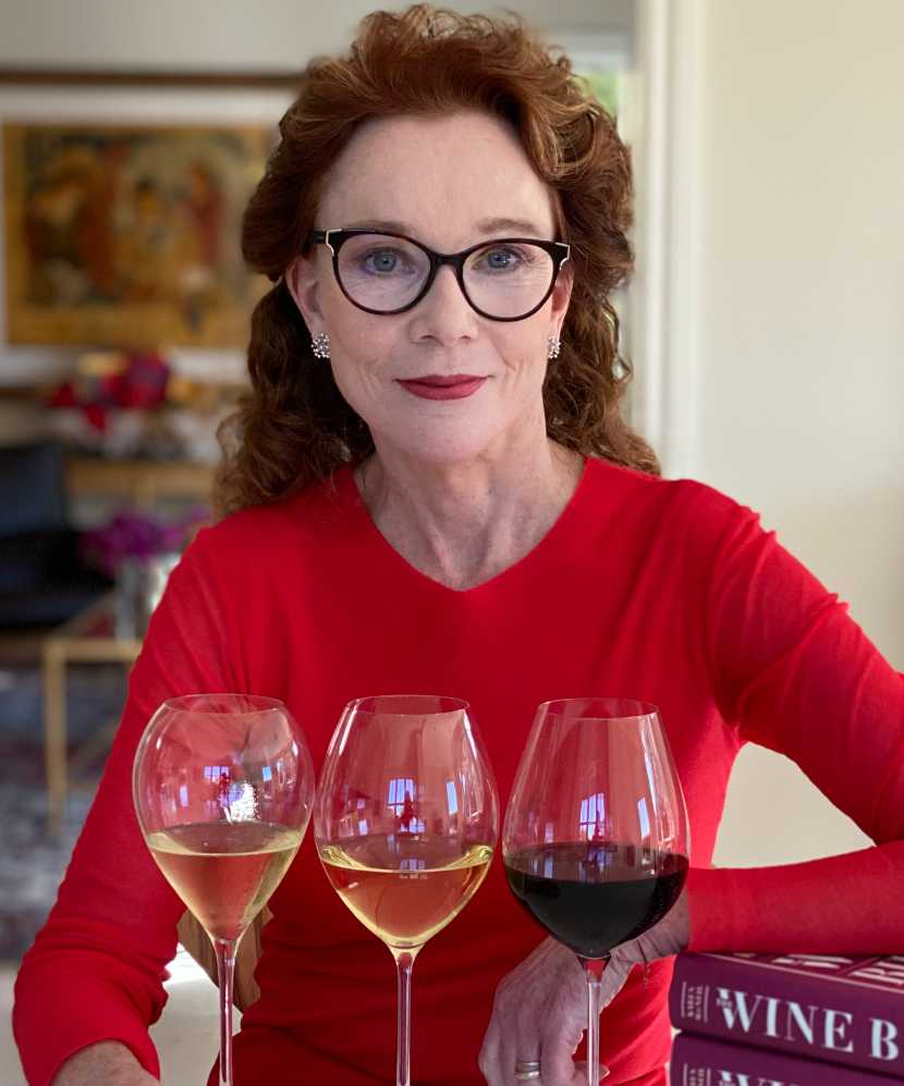 Karen MacNeil on Surprising Wine Regions, The Wine Bible, Her Glassware, and More