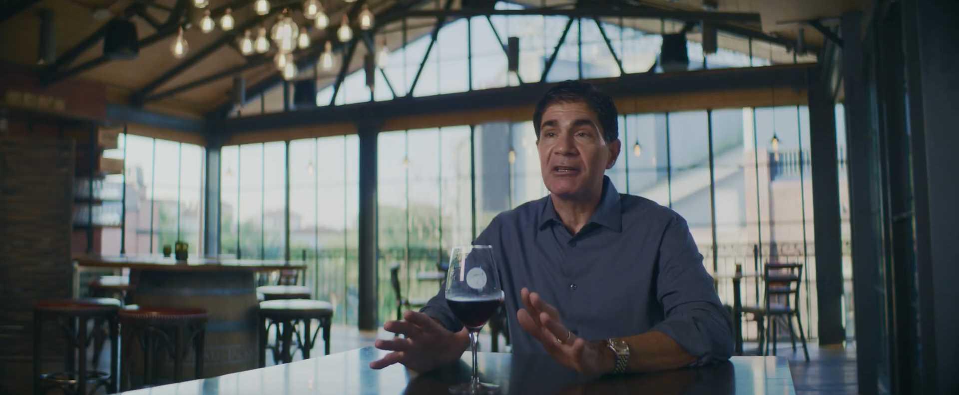 VID Wine Bar George Coravin Testimonial