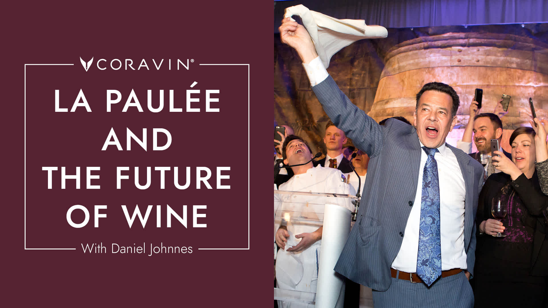 Danielle Johnnes future of wine and events
