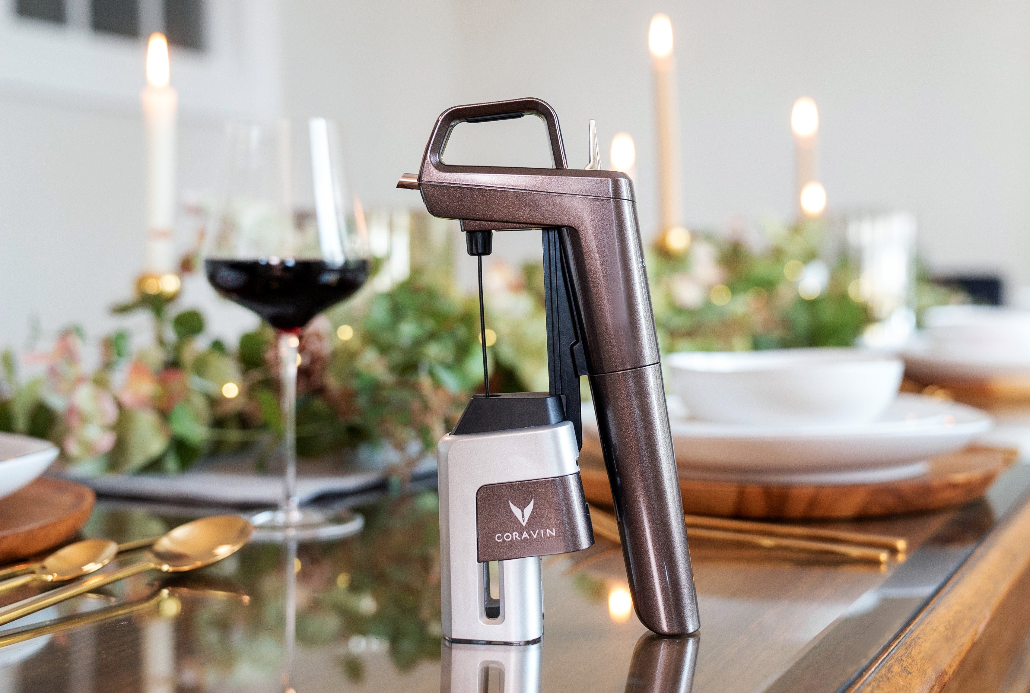 MICA limited edition coravin holiday hanukkah