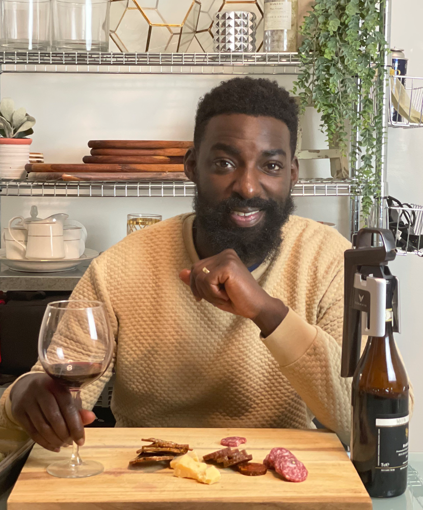 Chef Eric Adjepong on How His West African Roots Influence His Culinary Approach