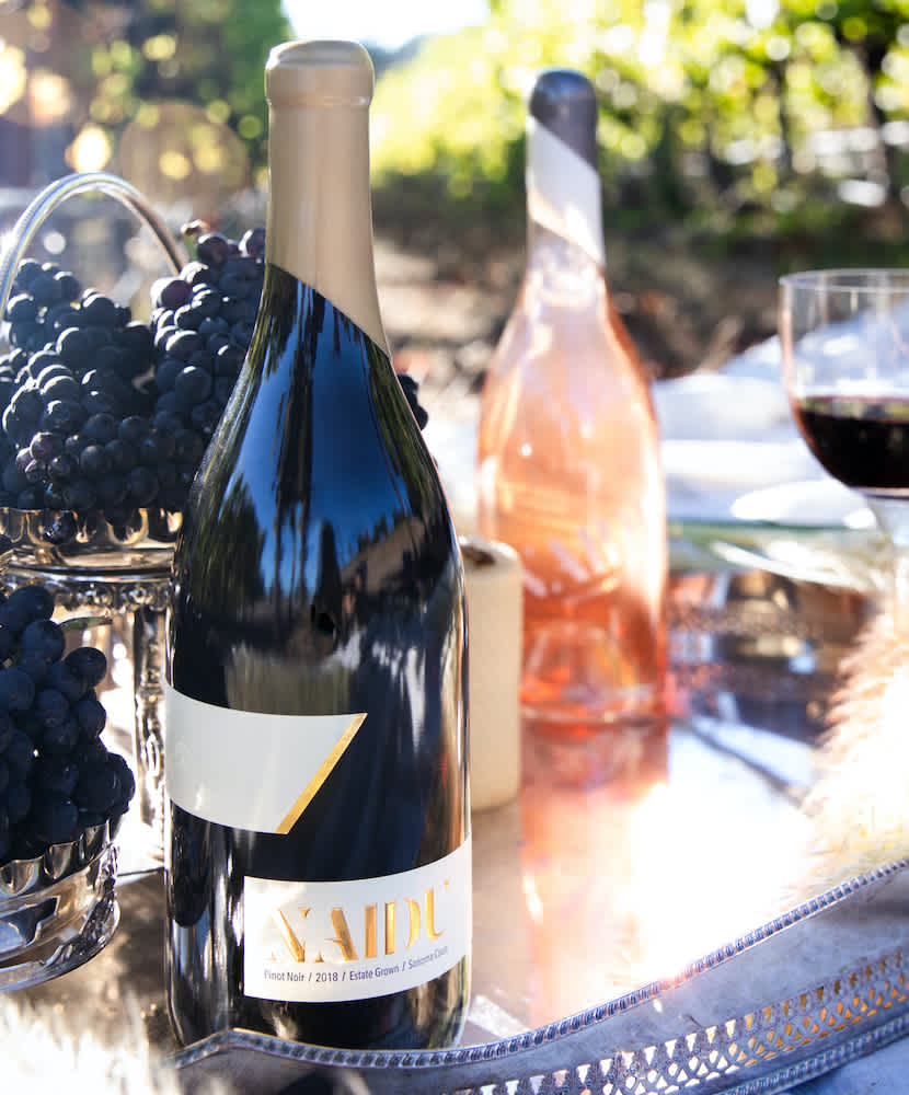 Naidu Wines, an Female and Immigrant-owned Winery Born from a Love of Entertaining