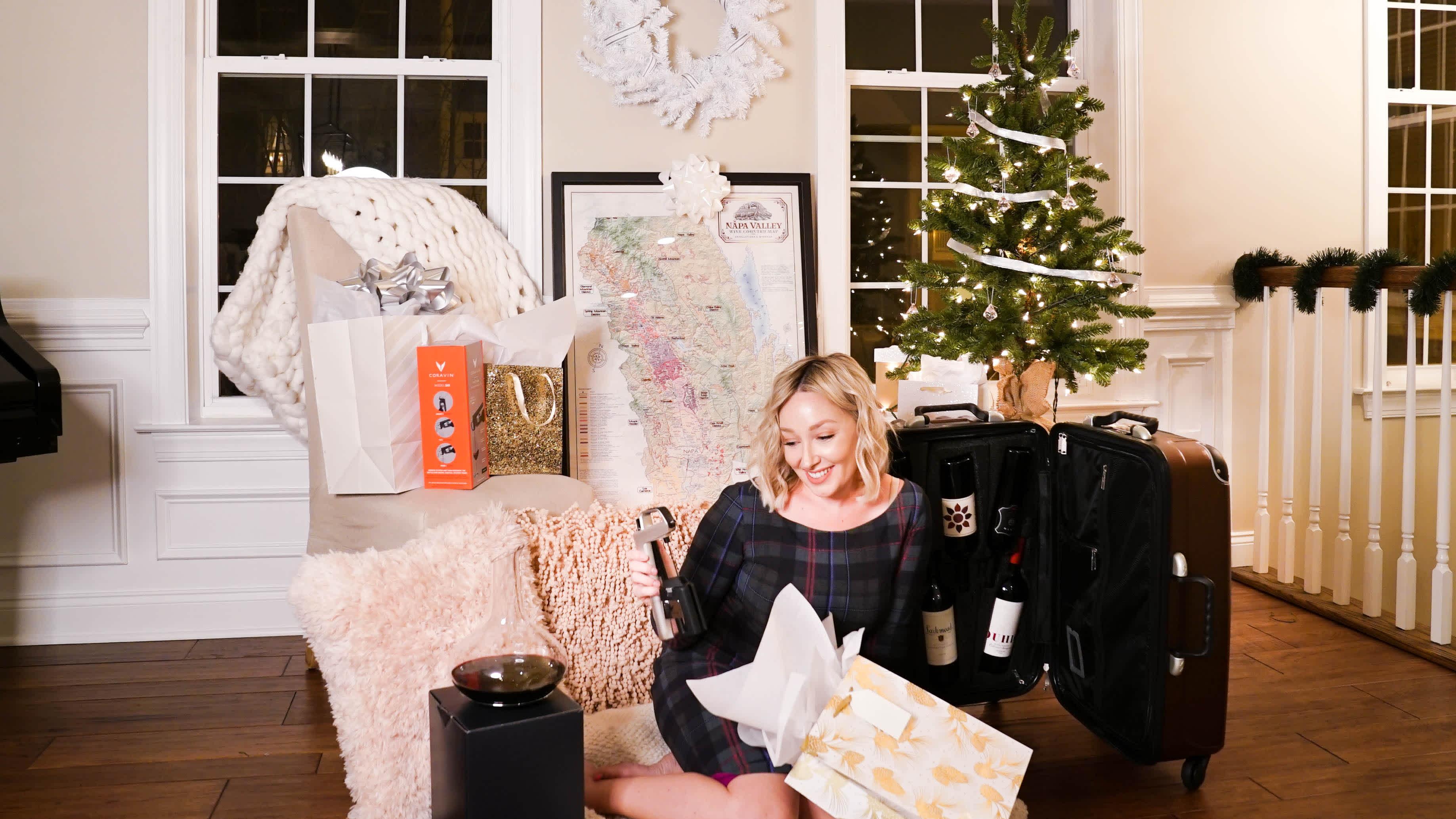 Amanda gift guide for wine geeks