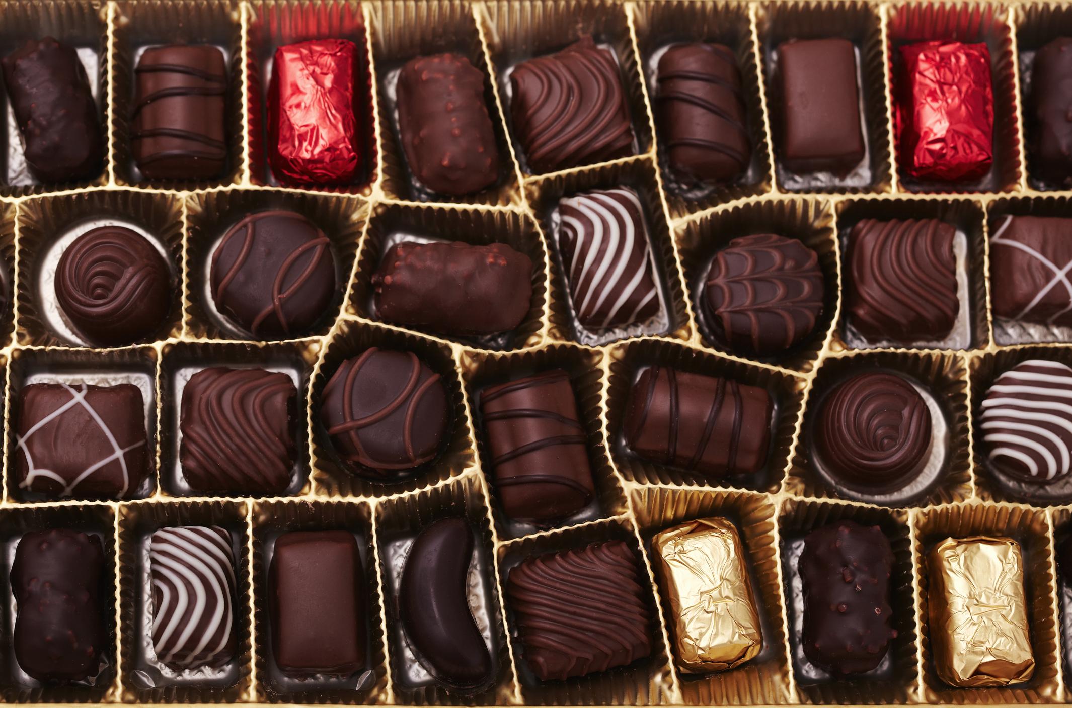 chocolate box istock valentines wine pairing
