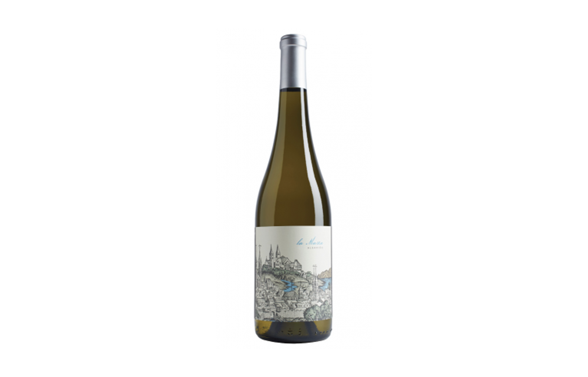 Bottle of La Marea 2017 Albariño, Monterey County, California