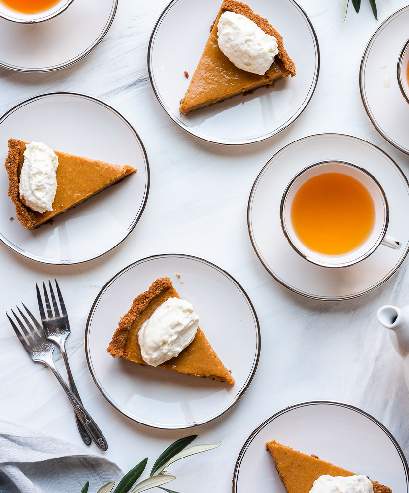 Liren Baker's Cassava Pumpkin Pie Recipe and Filipina-American Upbringing