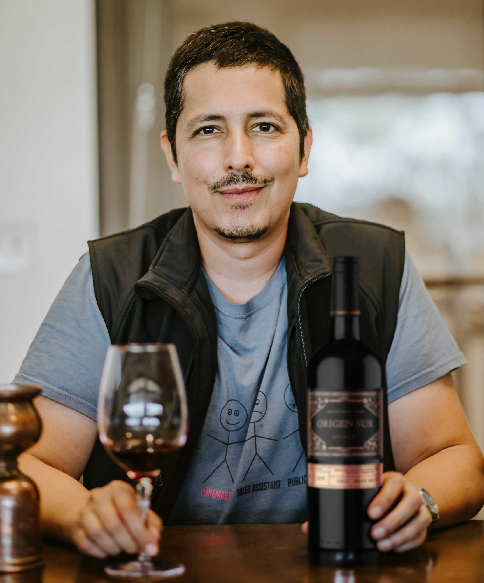 Martin Reyes Perfects His Red Blend with Coravin Screw Caps