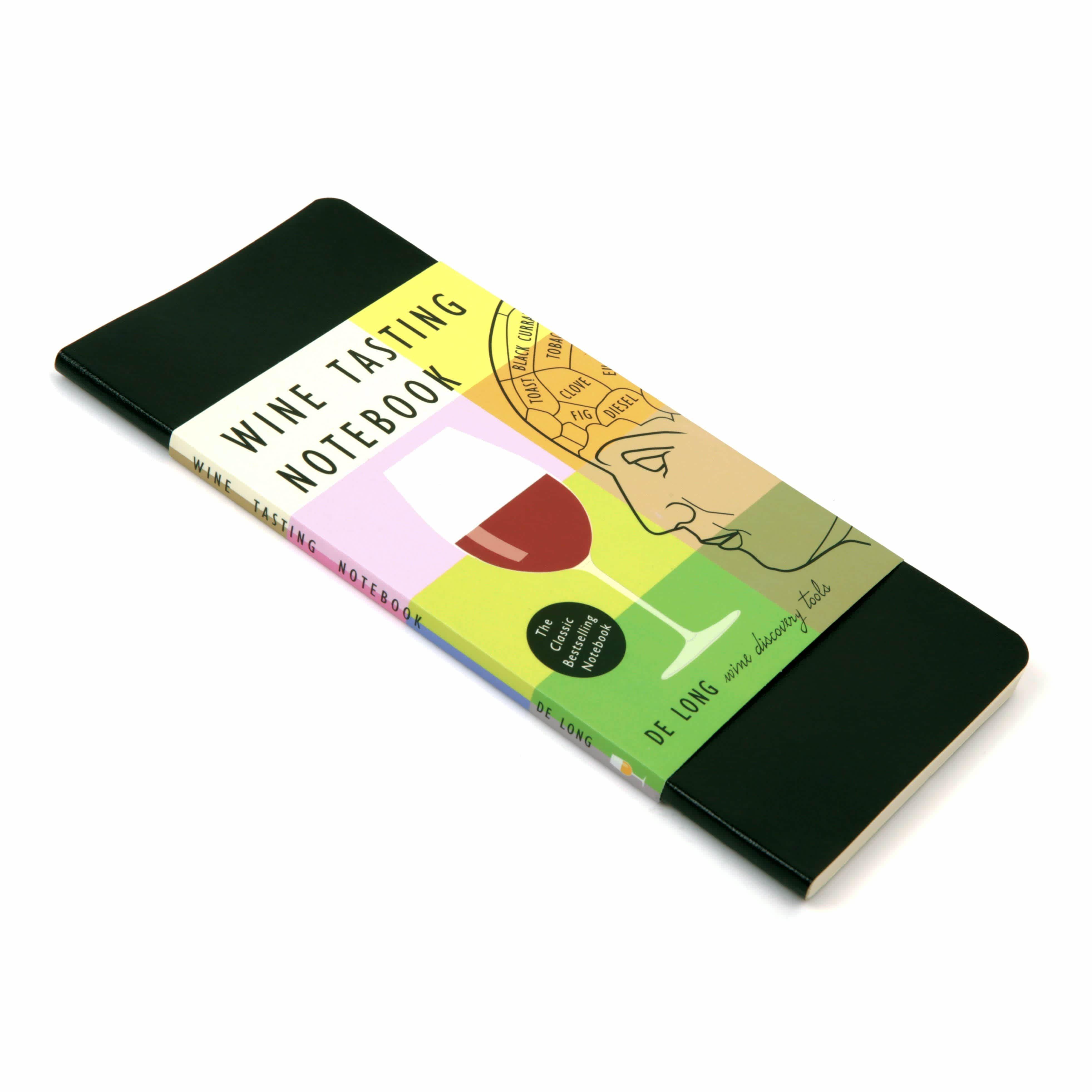 Softbound Wine Tasting Notebook