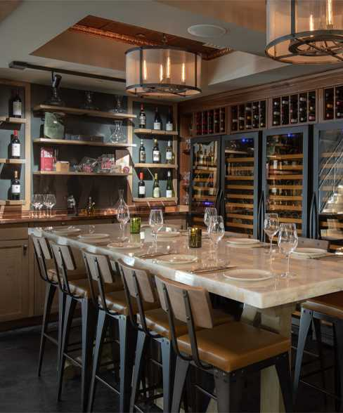 Creating the Ultimate In-Home Wine Bar