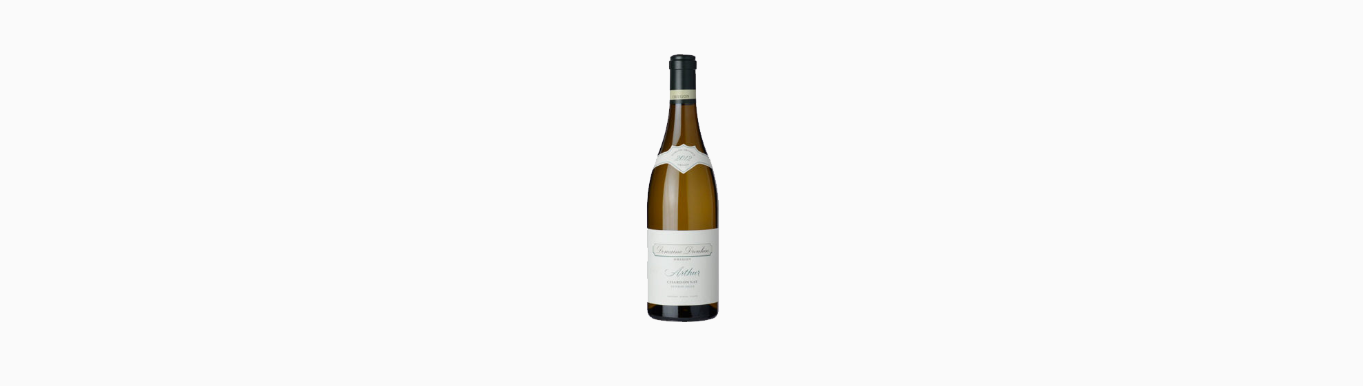 Wine bottle of Domaine Drouhin Arthur Chardonnay 2017 (Dundee Hills)