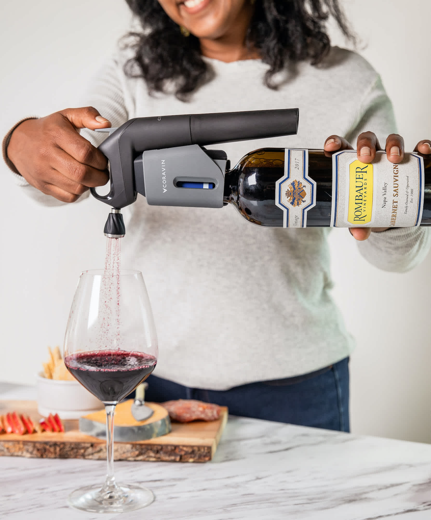 Why Aerate Wine and What Does a Wine Aerator Do?