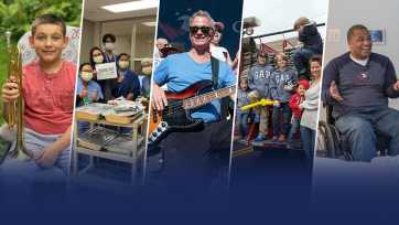 Gary Sinise Foundation 2020 Year-End Video