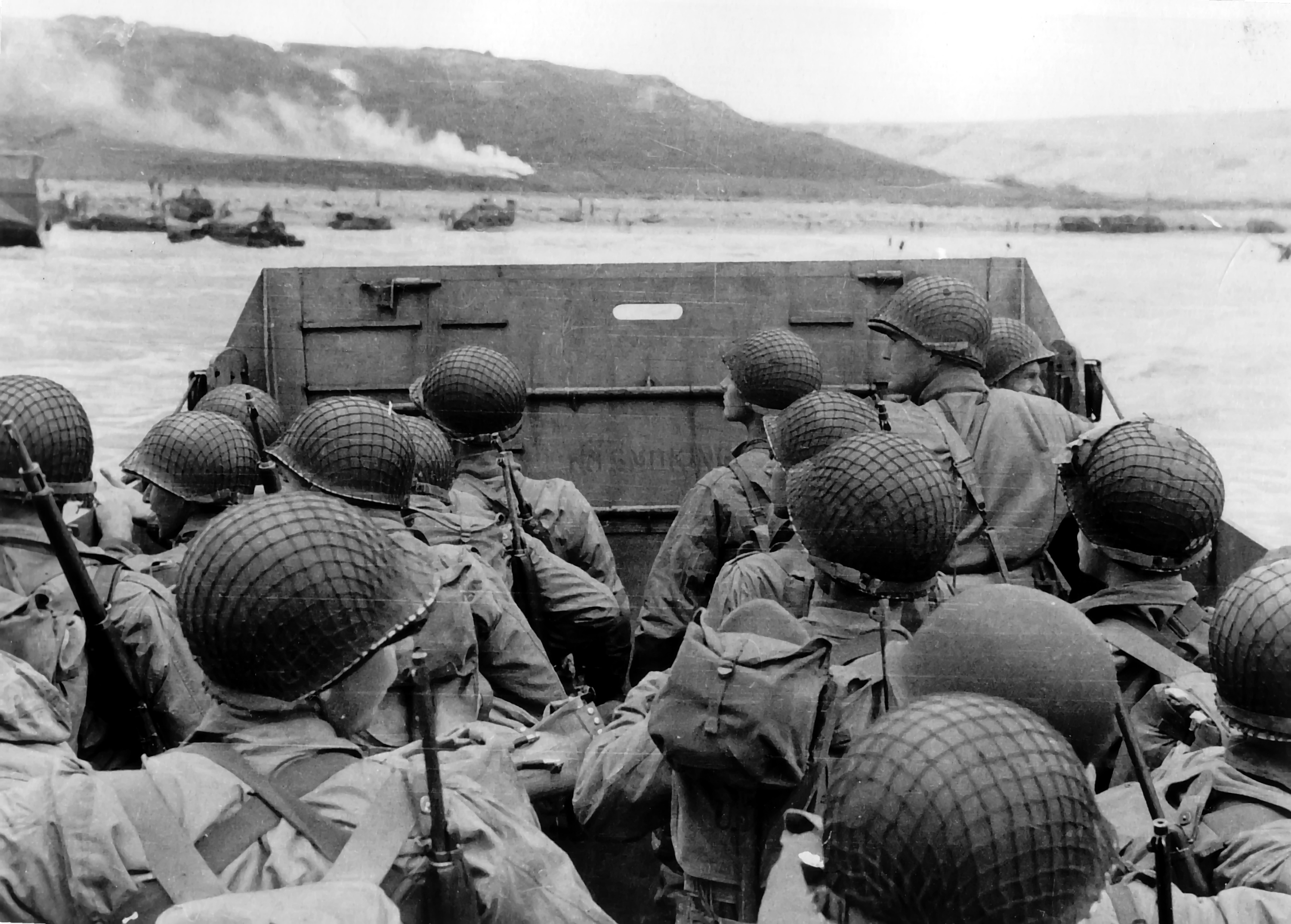 75th Anniversary of D-Day Photo 02