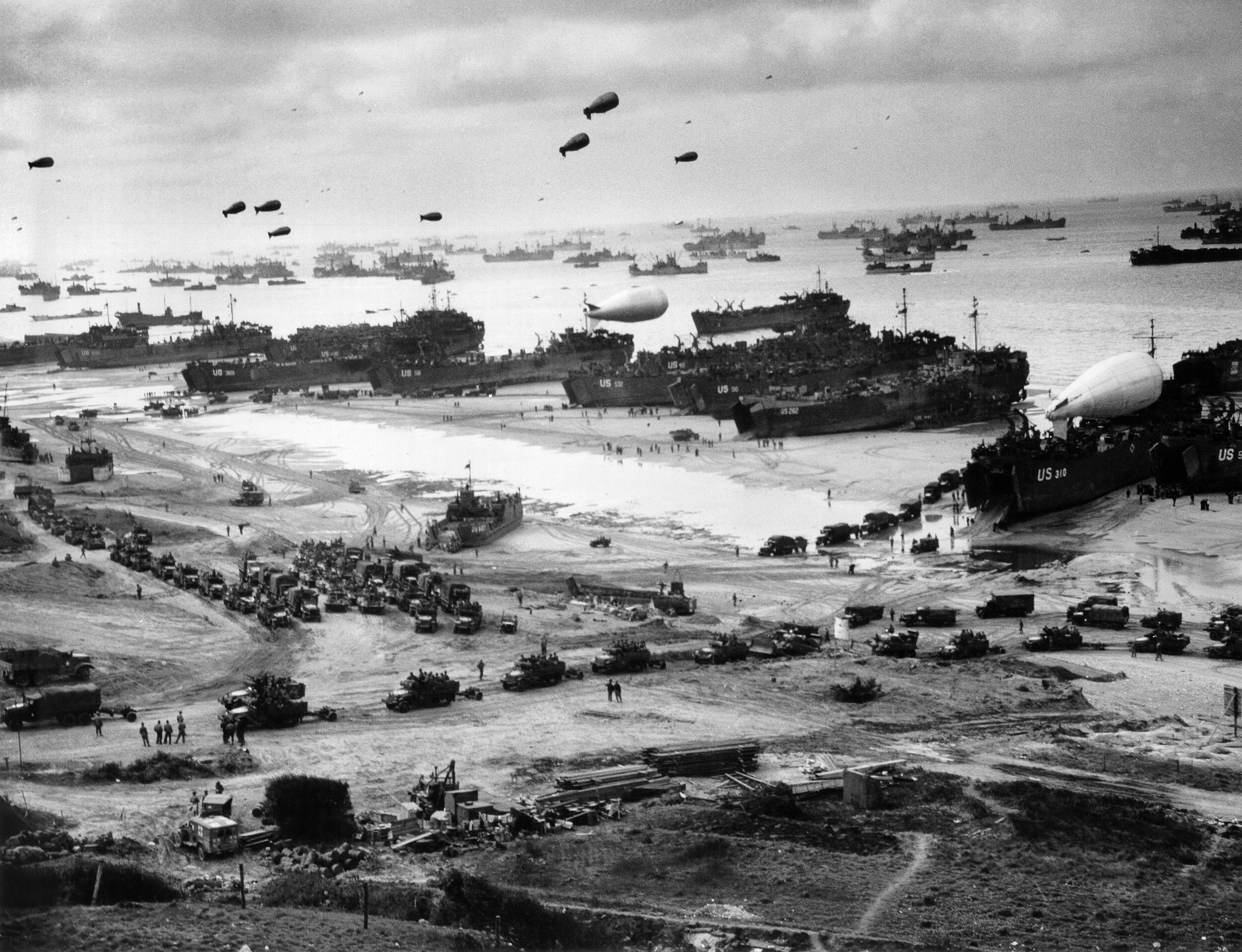 75th Anniversary of D-Day Photo 04