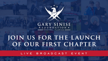 Gary Sinise Foundation: Central Florida Chapter Launch