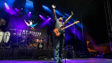 Gary Sinise and the Lt. Dan Band Concert at The Villages