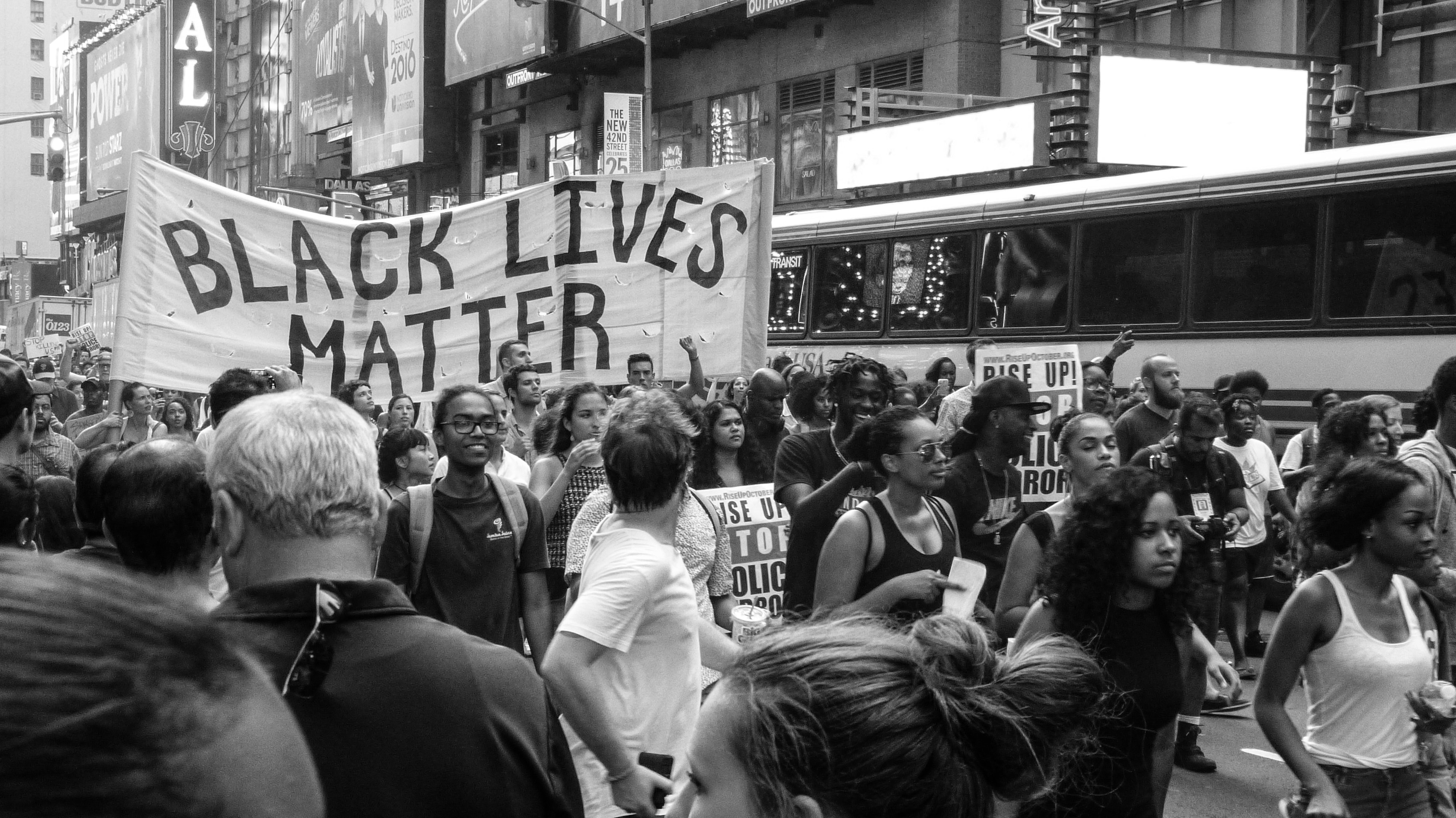 amazon black lives matter campaign