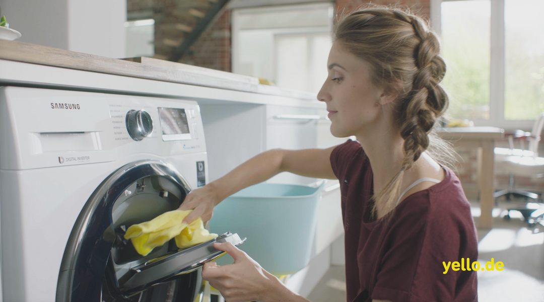Samsung AddWash neu im Yello Plus-Tarif