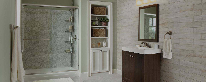 Bathtub Shower Liner Installation At The Home Depot