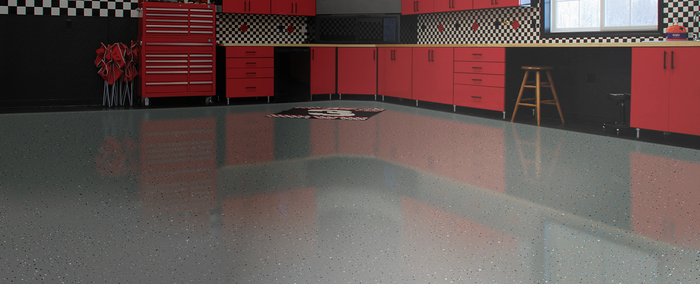 Garage Floor Coating by Pro Referral at The Home Depot