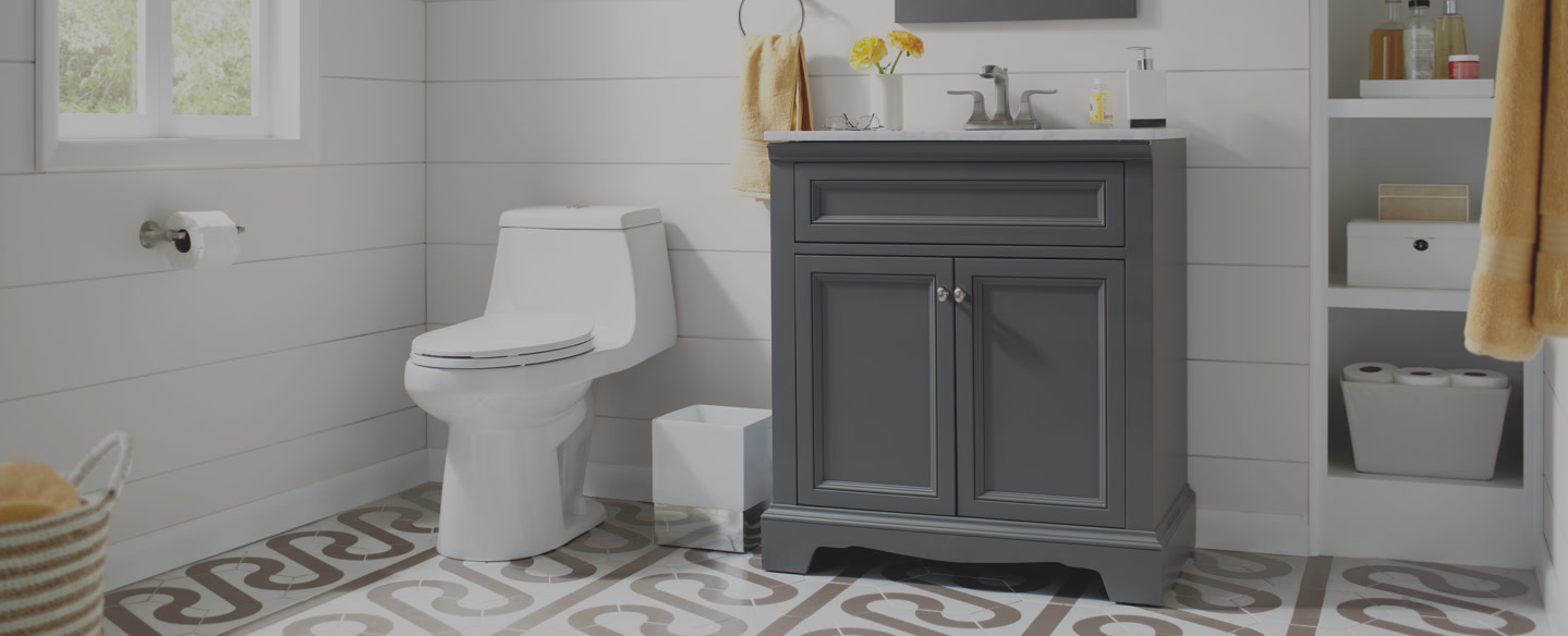 Toilet Repair by Pro Referral at The Home Depot