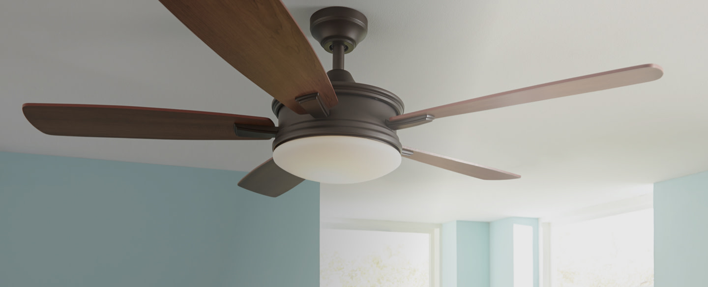 Ceiling Fan Repair By Pro Referral At The Home Depot