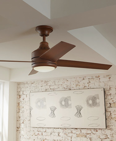 Ceiling Fan Installation by Pro Referral at The Home Depot