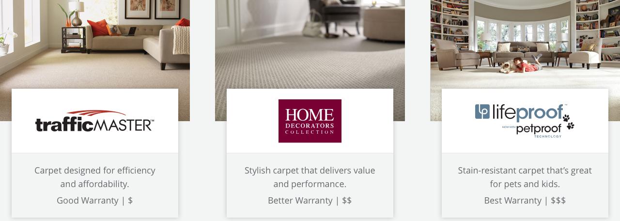 Carpet Installation Brands Desktop