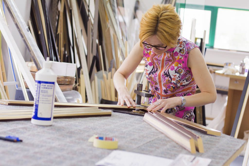 Energising expertise: How this framing business became outstanding in their field